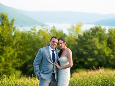 Bristol Harbor Wedding on Canandaigua Lake - Jessica & Jake