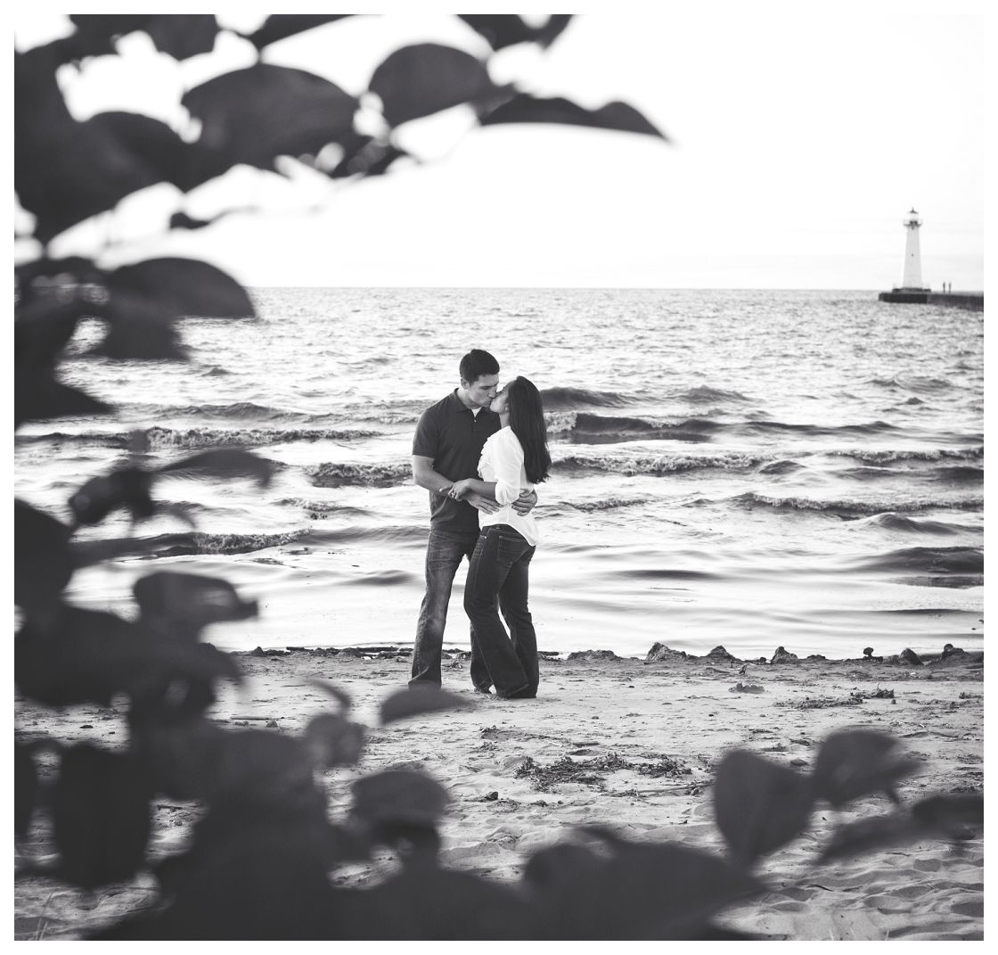 Romantic Photo Lake Ontario