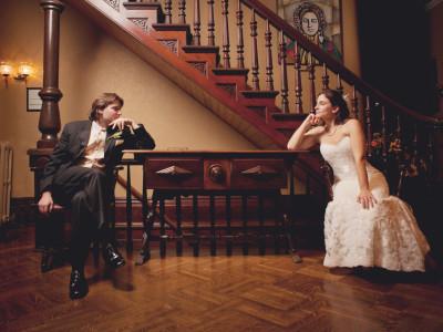Liz & Adam's Wedding in Fairport, NY