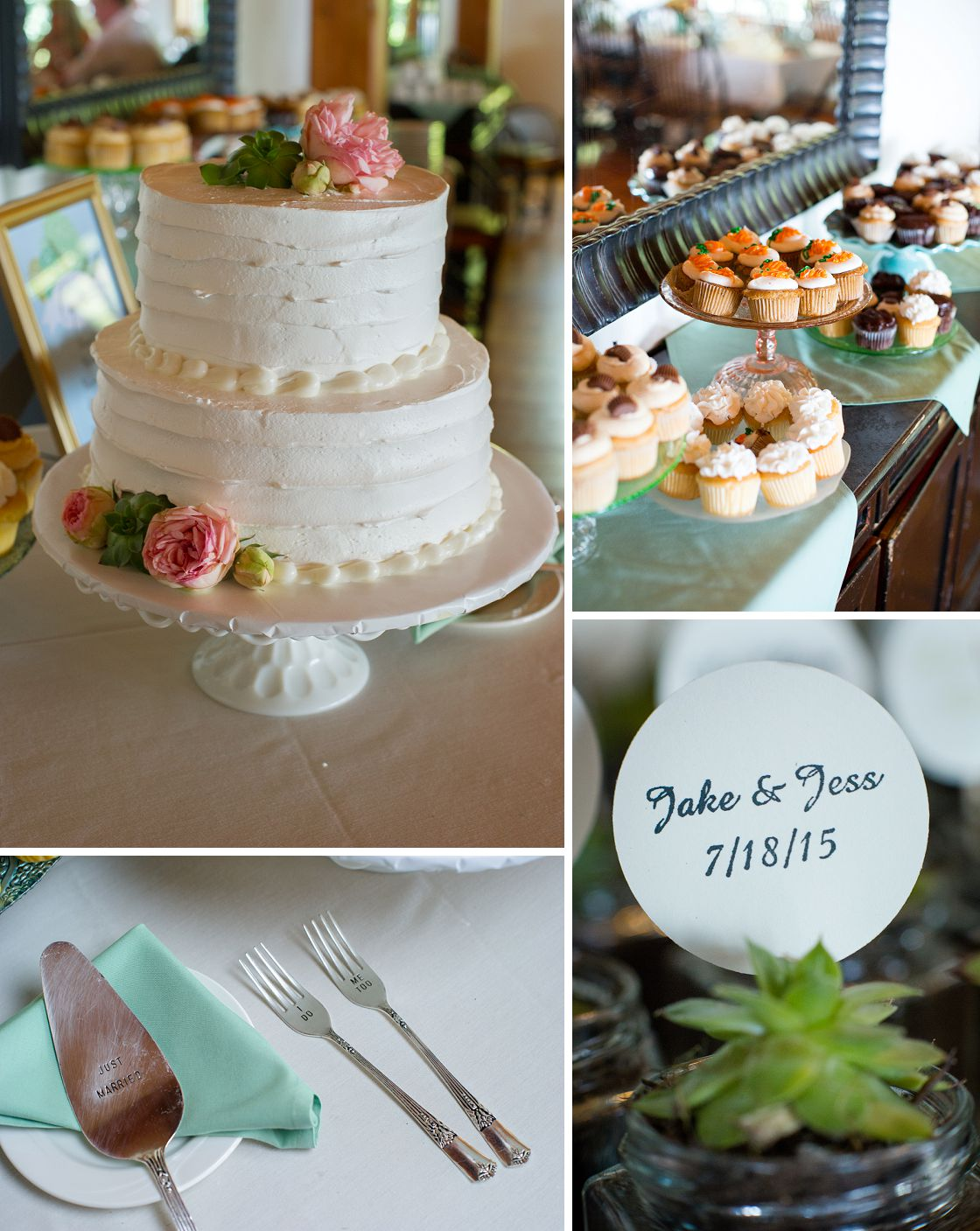 Wedding-Cake-and-Cupcakes