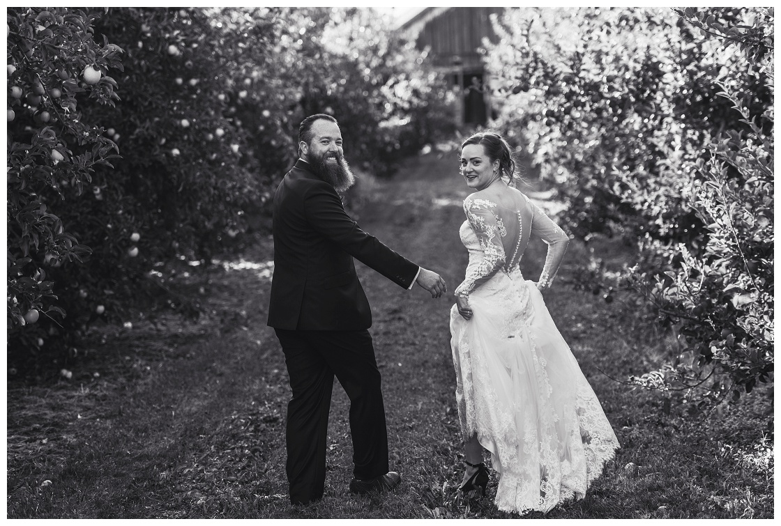 Apple-Orchard-Wedding-Black-and-White-Photograph