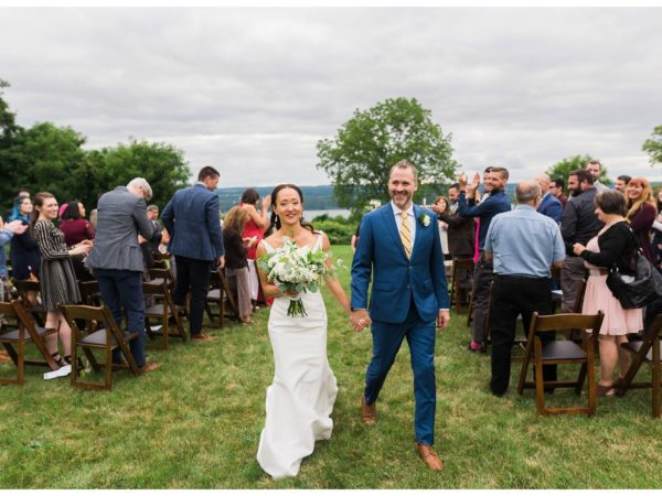 Dano's Heuriger on Lake Geneva wedding photos