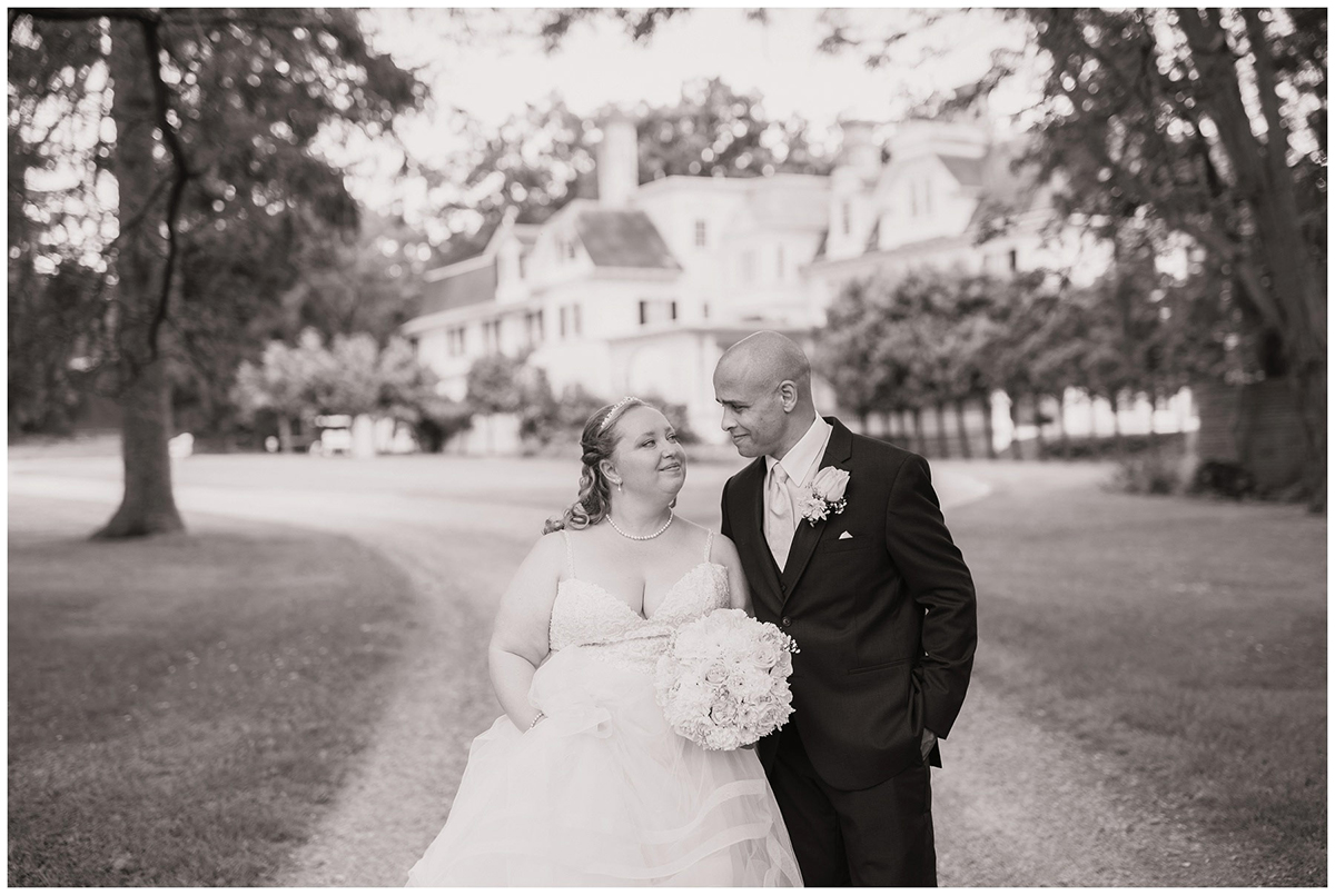 Wadsworth Homestead Wedding